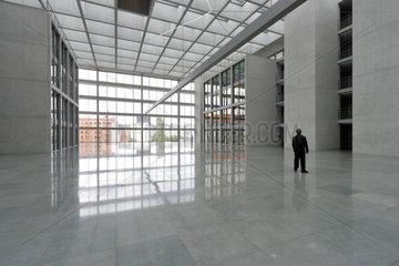 Berlin  Deutschland  Halle im Marie-Elisabeth-Lueders-Haus