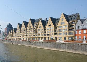 Rheinauhafen Koeln