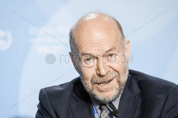 UN-Klimakonferenz Bonn 2017 - James Hansen