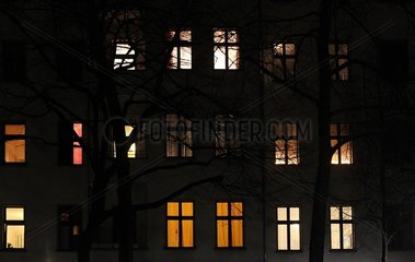 Licht in Wohnungen