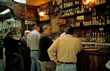 Bar in Mexiko City
