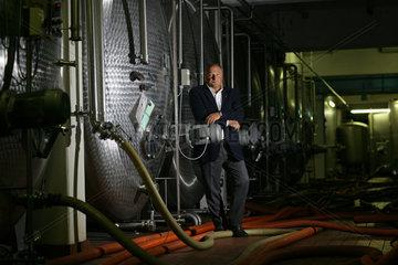 Michael Willkomm - Geschaeftsfuehrer der Peter Mertes GmbH & Co. KG