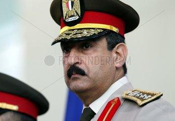 Aegyptischer General Mohammed Hassan