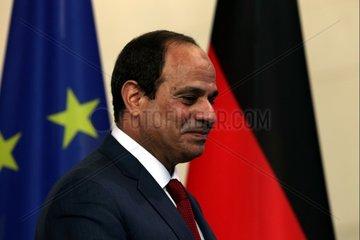 Abd al-Fattah as-Sisi (Al-Sisi)