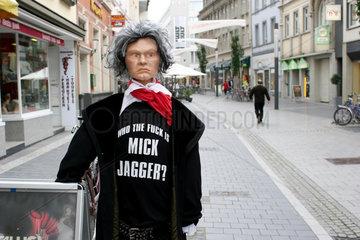 Wer zum Teufel ist Mick Jagger?