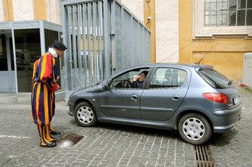 Schweizer Gardisten