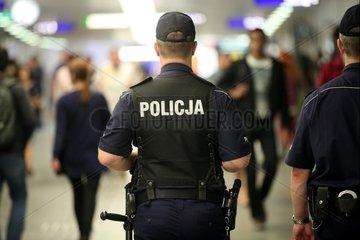 Polizei in Polen