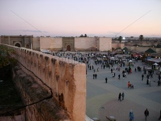 El Jadida in Marokko