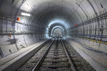 U-Bahntunnel U5