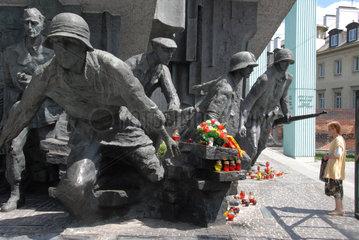 Polen: 65. Jahrestag des Aufstandes in Warschau