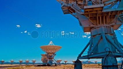 U.S.-NEW MEXICO-RADIO ASTRONOMY OBSERVATORY