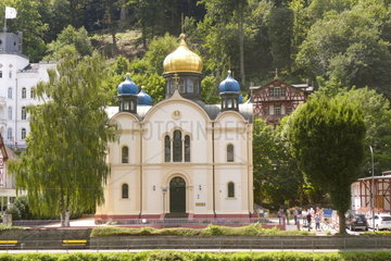 Russisch-Orthodoxe Kirche in Bad Ems