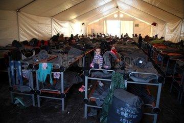 Fluechtlingslager Idomeni