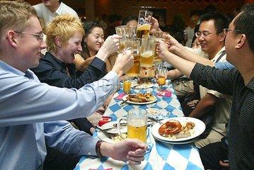 CHINA-SHANGHAI-GERMAN BEER FESTIVAL-OPEN (CN)