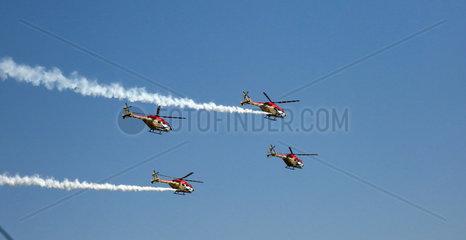 INDIA-BANGALORE-AIR SHOW
