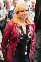Oldenburg  Deutschland  Veronica Ferres  Schauspielerin  am Oldenburger Walk Of Fame