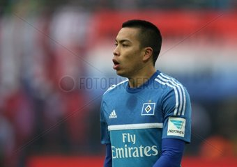 Bobby Shou Wood (HSV)