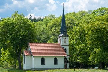 Kirche in Elend  Oberharz  Sachsen Anhalt  Germany