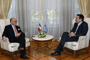 GREECE-ATHENS-FRANCE-POLITICS