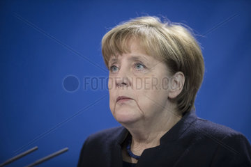 Merkel on truck assault