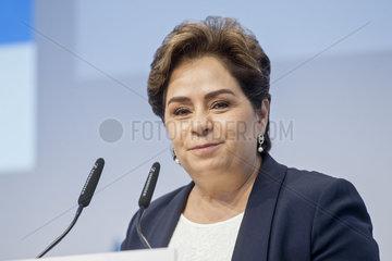 UN-Klimakonferenz Bonn 2017 - Patricia Espinosa Cantellano