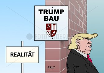 Trumps Mauer