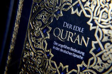 Ausgabe des Koran