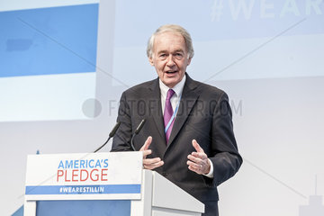 UN-Klimakonferenz Bonn 2017 - Ed Markey