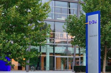 EnBW Zentrale in Karlsruhe