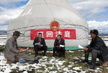 CHINA-LEGAL AIDS-IMPROVEMENT (CN)