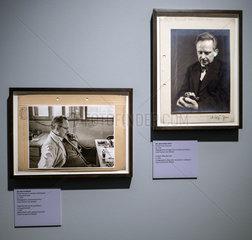 Oskar Barnacks Portraits