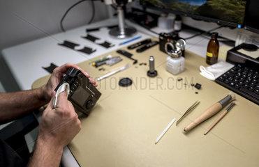 Leica Werkstatt
