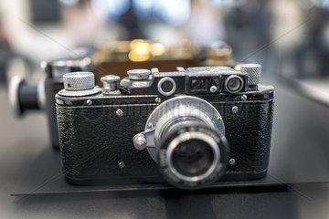 Leica Wehrmacht Kamera