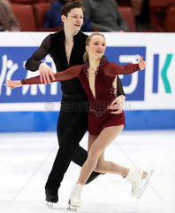 (SP)U.S.-ANAHEIM-FIGURE SKATING-FOUR CONTINENTS