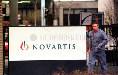 Novartis AG  Basel (Schweiz)