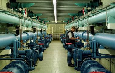 Wasserwerk der Berliner Wasserbetriebe  Deutschland