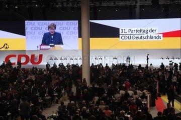 CDU-Parteitag Dezember 2018
