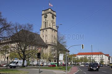 Berlin  Deutschland  Rathaus Schoeneberg