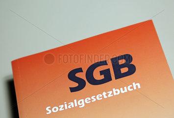 Berlin  Deutschland  Sozialgesetzbuch
