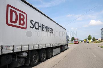 Schenker-LKW