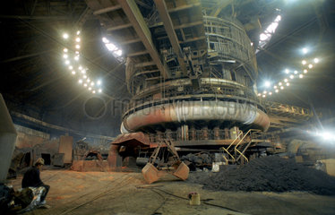 Huta Katowice SA (Stahlwerk) in Polen