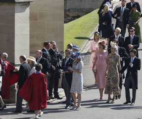BRITAIN-WINDSOR-ROYAL WEDDING