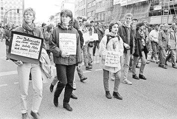 Anti-Volkszaehlungs-Demonstration