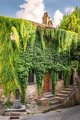 Fassade Civitella d'Agliano