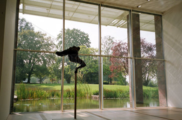 Basel-Stadt  Riehen  das Museum Fondation Beyeler