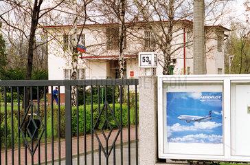 Das russische Konsulat in Posen (Polen)