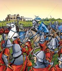 Kampfgeschehen 3 - Serie Mittelalter
