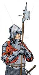 Soldat 1 - Serie Mittelalter