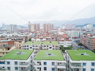 CHINA-FUJIAN-ROOF (CN)