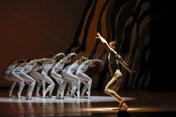 Oper Leipzig Ballettabend Beethoven / Ravel